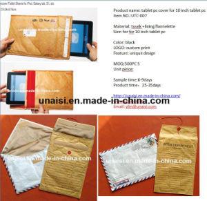Modischer Filz-Tablette-Hülsen-Deckel-Laptop-tragender Kasten für MacBook iPad
