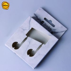 O Design Original Sinicline Cabo de carregamento do fone de ouvido do telefone móvel Embalagem embalagem Caixa de oferta