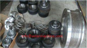 Serien-Zufuhr-Maschinerie-Ersatzteile legierter Stahl Cpm-Szlh oder Edelstahl-Ring sterben