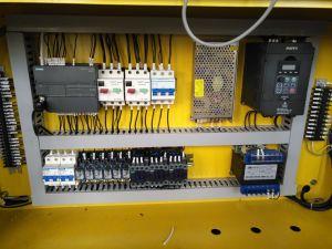 Entièrement automatique pour tube carré de la ligne du conduit d'rendant la production de la fabrication