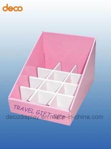 Fördernde Pappschaukartons für Arbeitsweg-Geschenk