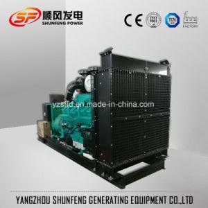 Draagbare Diesel van de Macht van 125kVA 100kw Cummins Generator met Alternator Stamford