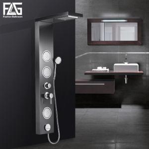 Flg Separatable noir multifonction salle de bain douche ...