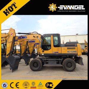 XCMG 21 escavatore del cingolo dell'escavatore Xe210wb della rotella di tonnellata da vendere