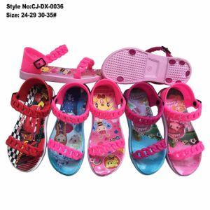 Красочные EVA Бич сандалии для ребенка