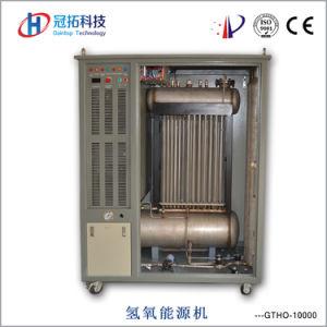 Hho générateur d'hydrogène pour la chaudière à l'appui de combustion