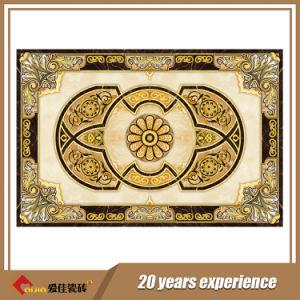 1200*1200mmのパターンデザイン(BDJ601542B)の陶磁器のカーペットのタイル