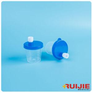 Coupe de l'urine en plastique médicaux jetables