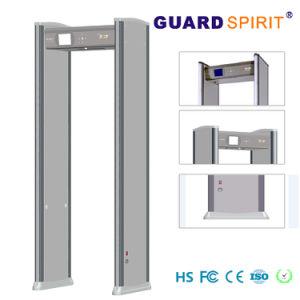 Metal detector del Archway di obbligazione di zone di telecomando 24 del regolatore