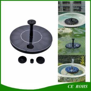 L'étang Solaire fontaine flottante panneau solaire de la pompe à eau des plantes de jardin Arrosage Paysage de la fontaine de décoration d'alimentation