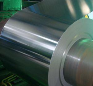 Lo stagno ha ricoperto la lamiera di acciaio elettrolitica impaccante della latta delle bobine ETP del metallo