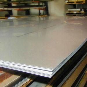 L'industrie des aliments et boissons l'utilisation et la feuille de la plaque en acier inoxydable ASTM A312/A312M