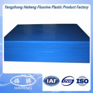 Piastrina ad alta densità del PE di colore dello strato blu dell'HDPE
