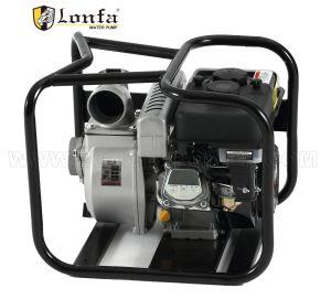 Nouveau type de pompe à eau de l'essence de 3 pouces avec silencieux de moto