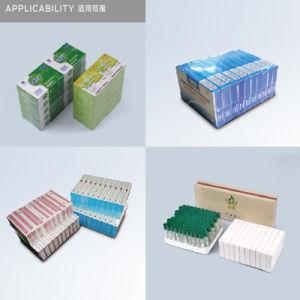 自動静止した収縮のパッキングパッケージの包装の包む機械
