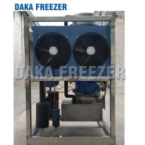 Tube de 2 tonnes Commerical Machine à glace avec prix d'usine