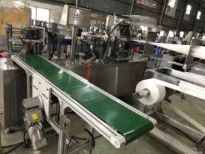 Awp-260 Alcohol automático con máquina de hacer la almohadilla de preparación para la recogida automática