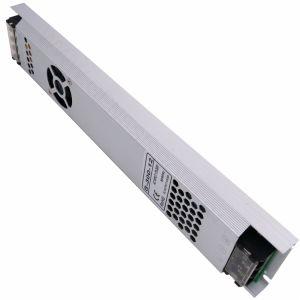 alimentazioni elettriche del driver del trasformatore di CC LED di CA di modo di commutazione del CCTV di 300W 24V, alimentazione elettrica a una uscita ultra sottile di modo dell'interruttore per Lightbox (per l'indicatore luminoso di striscia del LED)