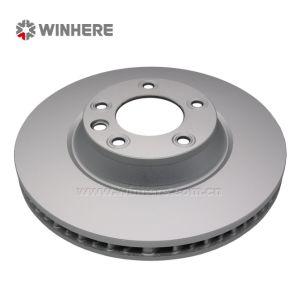 Pièces de rechange pièces de rechange du véhicule Front-Left Disque de frein(Rotor) pour l'OE#7L6615301E/95535140150/7L8615301