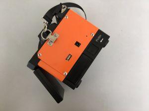 Aus optischen Fasernkabel-verbindene Maschinen-Schmelzverfahrens-Filmklebepresse Shinho X.500-FTTH/FTTX
