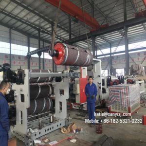 PVC Extrusion d'Interverrouillage Flooring Spc Flooring Machine