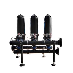 Tuyau de plastique de lavage automatique du filtre à eau de mer