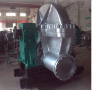XnM412単段のバックプレッシャの産業蒸気タービン