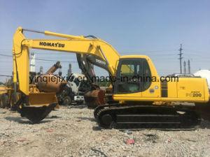 Escavatore utilizzato PC200-6 (Komastu PC200-6) di KOMATSU sulla vendita