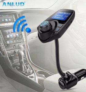 ラジオFM車のMP3プレーヤーの送信機のBluetooth流行のHandfreeのアクセサリ