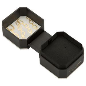 Anillo de lujo joyas Pulsera Collar de plástico de Papel Caja de regalo