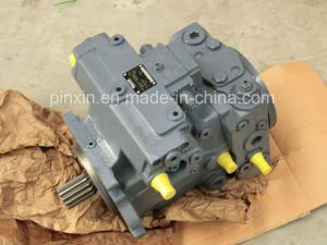 Pistão hidráulico do motor da bomba de deslocamento A4vg125EP4d1/32Naf r02F021DP para Motoniveladora Rolo do Tambor
