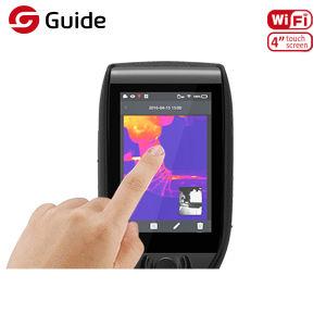 Kleine bewegliche Thermographie IR-Kamera-Handthermischer Toner-Wärmebildgebung-Infrarotkamera mit IR-Auflösung 384*288