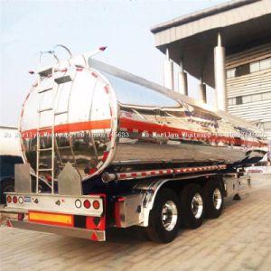 알루미늄 유조선, 디젤유 저장 탱크, 반 연료 유조선 트레일러