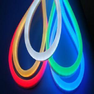 2018 striscia al neon dell'indicatore luminoso della corda della nuova flessione di alta luminosità DIY 24V per la decorazione della parete