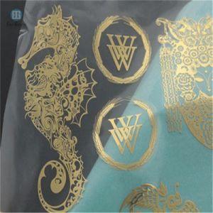 Aluguer de Metal Logotipo adesivos autocolantes do rótulo adesivo decorativo