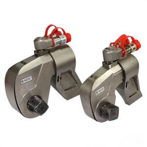 熱い販売の企業の使用のための大きいトルクの正方形駆動機構の油圧トルクレンチ