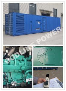 De grote van de Diesel van de Macht 750kVA/600kw Cummins Verkoop Fabriek van de Generator