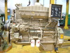 313kw de Dieselmotor Ntaa855-C420 van de Bouw van de Waterkoeling Cummins