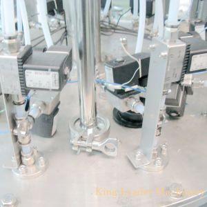 自動小さいびんジュースの機械41の洗浄のパルプの満ちるキャッピング
