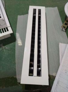 HVACダクト天井レジスター線形スロット拡散器
