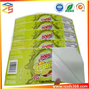 Kundenspezifisches Aufkleber-Papier, Aufkleber, Preisschild