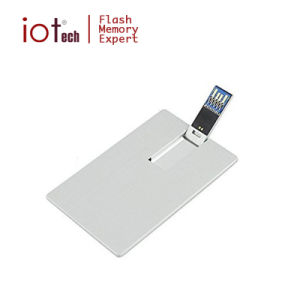 Алюминиевый диск USB карты 16 ГБ с USB