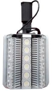 IP66 de 600W Bridgelux LED Chips de la luz de la calle con el poder Meanwell