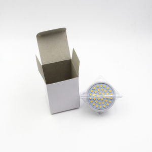 E27 de alta potencia E14 Gu5.3 MR16 de la Copa de LED GU10 3W Lámpara 4W FOCO LED 5W