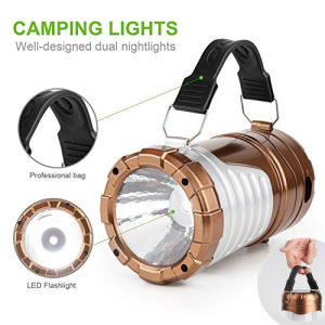 Кемпинг лампа