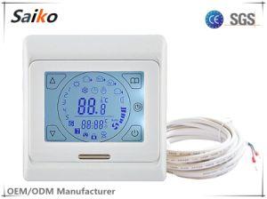 [هفك] نظامات [تووش سكرين] منزل منظّم حراريّ لأنّ هواء مكيّف