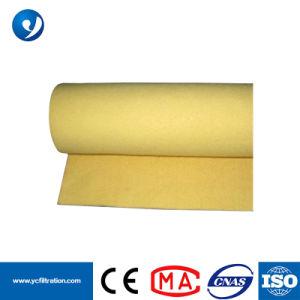 Fms van de Filtratie de Naald Geslagen Zak op hoge temperatuur van de Filter van het Stof voor de Installatie van het Cement