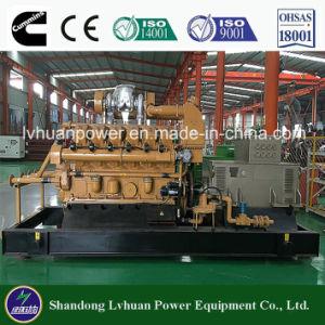 generatore del biogas 400kw con il motore di turbina 500kVA 400V 50Hz