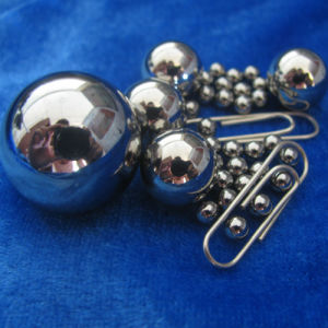 AISI420 Stainless Steel Ball per Miniature Bearings