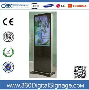 Китай 42-дюймовый HD вертикального ЖК-дисплей для использования внутри помещений электронное сообщение с сети 3G/WiFi для торгового центра